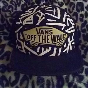 Vans off the wall team hat